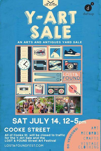Y-Art Sale